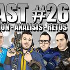 PODCAST- HÉROES DEL PÍXEL #26   Revisiones Switch - Kojima - Gamescom y más   Noticias - Opinión