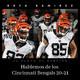 NFL Hablemos de los Cincinnati Bengals 20-21