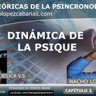 BASES TEÓRICAS DE LA PSINCRONOLOGÍA (II); DINÁMICA DE LA PSIQUE con Nacho López Cavanas