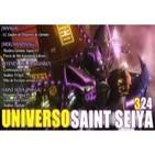 3x24 Saint Seiya: Gaiden Deuteros -Bandai no se retracta -Análisis TVSpot Película CGI y Milo Escorpio -SaintSeiya Omega