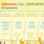 Juan Carlos López del Amo, concejal de Deportes - Una semana de deporte adaptado a personas con diversidad funcional