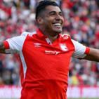 Revive el 1er gol de Santa Fe (J. Duque) ante Envigado Relato Tuto Carvajal En TutogolRaDIO.Net