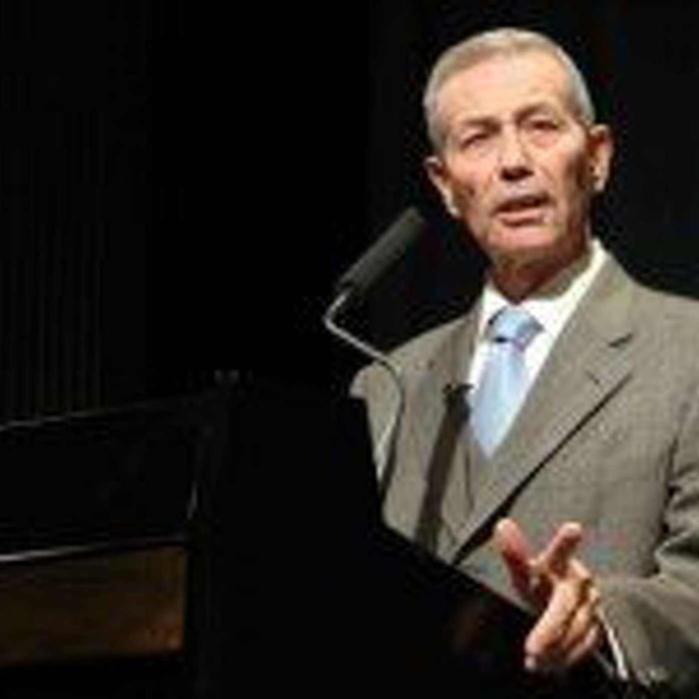 Conferencia - 'Jesús: De la Cruz a la Mortaja' - Antonio Piñero