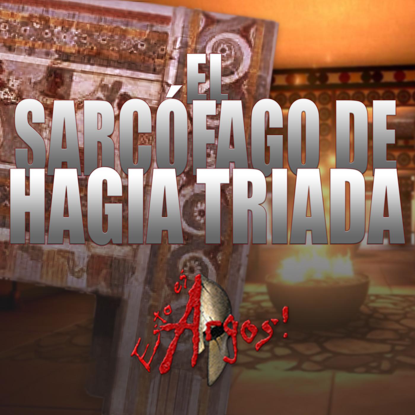 El SARCÓFAGO de HAGIA TRIADA   Esto es Argos!