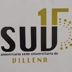 La Sede Universitaria de Villena organiza una mesa redonda sobre turismo