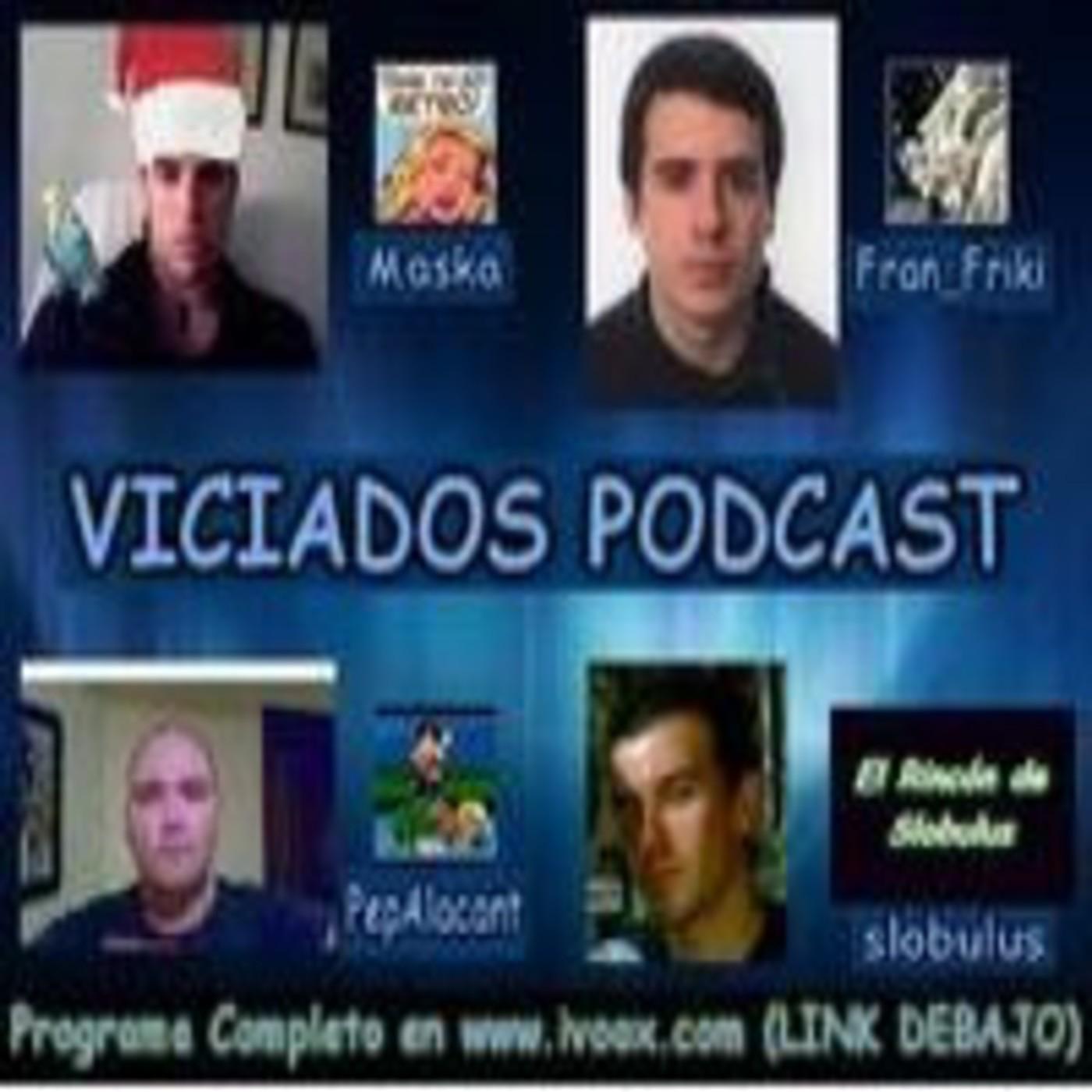 Programa 1 - Viciados Podcast (6 Dic 2011)
