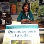 Almudena Reguero, autora de 'Que no se pare tu vida', una guía para afrontar el cáncer de mama