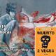 "214- 42x04- DETRÁS DE UN CUADRO CON MARCOS CARRASCO- ""MUERTO DOS VECES"" DE LEONCIO LOPEZ"