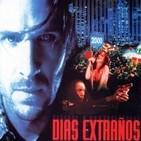 Días extraños (1995). #Cienciaficción #Fantástico #Thriller #Thrillerfuturista #Distopía
