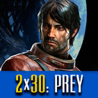 Podcast LaPS4 2x30 : Prey, Tekken 7, Project Cars 2, The Sexy Brutale
