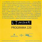 Programa 220. Jazz From Catalonia 2014.