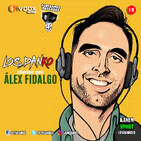 LOS DANKO 13x15 - Charlando con ÁLEX FIDALGO