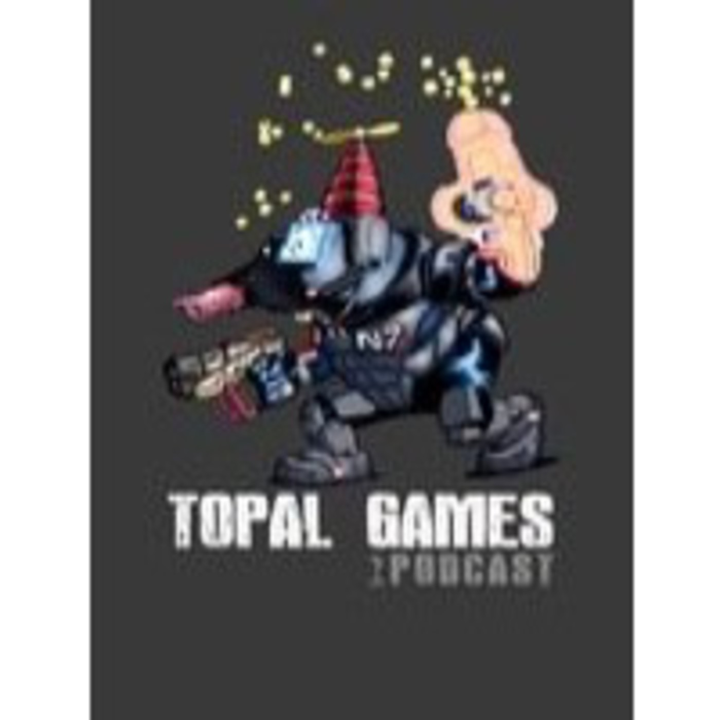 Topal Games (3x16) Especial E3