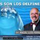 ¿QUIENES SON LOS DELFINES? - Conferencia en Directo con el Dr. Ángel Luís Fernández - biologia