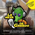 Express #19: The Mandalorian, anuncios, despedidas y retornos