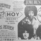 Programa 408 - El único concierto de Jimi Hendrix en España