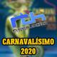 Carnavalísimo 2020 lunes 10 febrero 2020