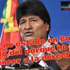 #OpiniónEnSerio 11-Nov-19: ¡Bolivia, otro ejemplo de porqué no basta vencer, si no que hay que aniquilar política y medi