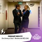 19: De Jimmy a Saul - Review de Better Call Saul (S4)