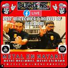 El podcast de los balagardones # 10 metal en nayarit