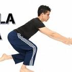LA SENTADILLA OLVIDADA. Single leg squat.