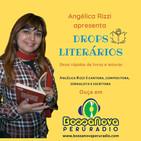 Drops literários com Angélica Rizzi apresentando José de Alencar