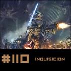 #110 Relatos Oficiales Wh40K - Inquisición