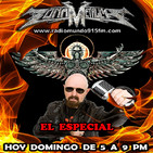 ZONA METALICA ESPECIAL DE JUDAS PRIEST 4-octubre-2018