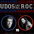 Los Rudos del Rock 55. Dedicado a La Parka Triple A.
