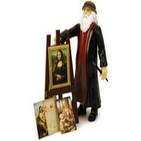 Expediente Misterio (9de13): Leonardo da Vinci