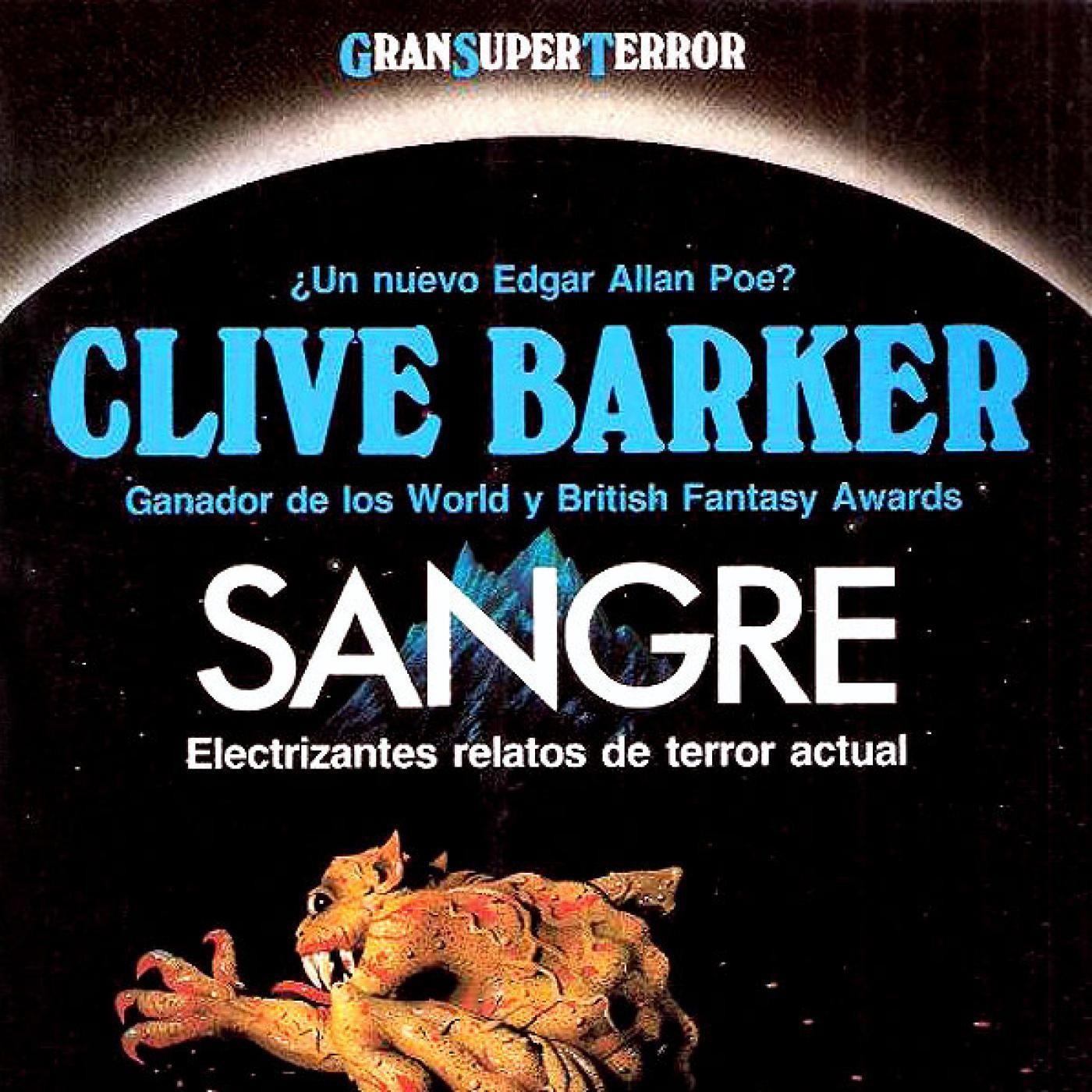 MEX-08 Clive Barker,Sangre,La Era Del Deseo (D2)