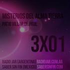 Misterios del Alma Tierra 3x01 - Xesco Izquierdo & Patxi Villar. Resumen . Platón y Matrix.