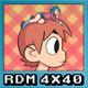 RDM 4x40 – Especial SCOTT PILGRIM