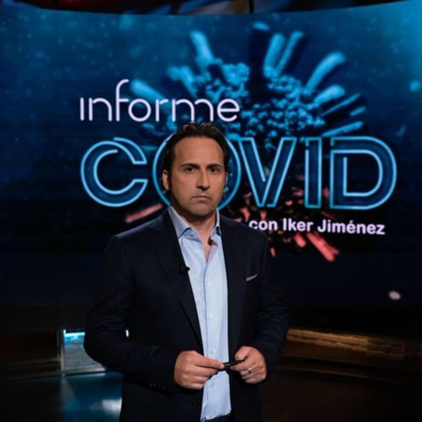 Horizonte: Informe Covid Episodio 16 (30-12-2020) La Batalla de los datos