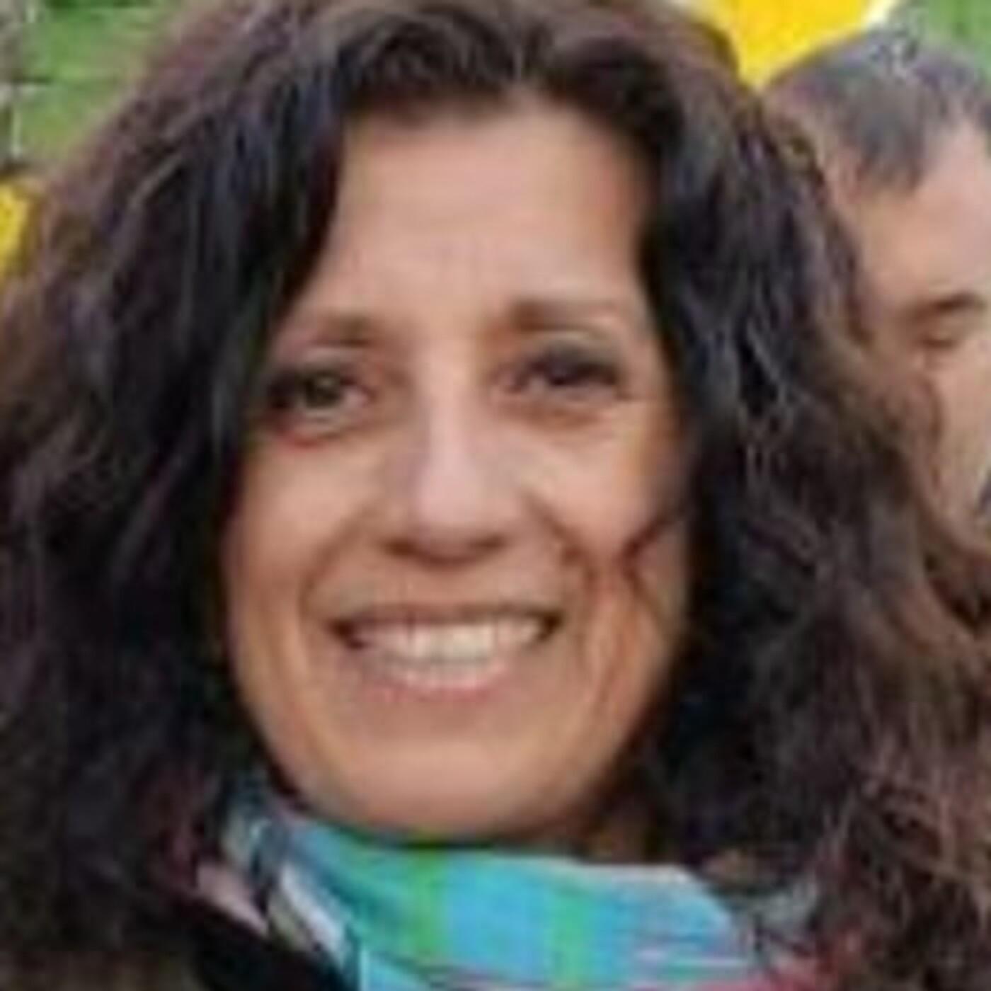 Raquel Villarreal Sec Gral Suteba SM MA JCP envió saludos en los 100 años de la radiofonía Argentina