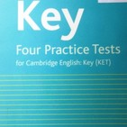 KET  Four Practice Tests for Cambridge English: Key  Test 3