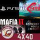 GR (4x40) Los juegos de PS5 | Kojima CANCELADO | GTA VI | ARKANE | MAFIA 2 | MAN EATER | SOMEDAY YOU WILL RETURN