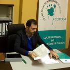 Alberto Varela entrevista en COPE al presidente de COPOGA
