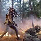 La butaca Zombie The Walking Dead 10x01 Lines We Cross