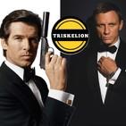 """El Triskelion 2x06: """"ESPECIAL BOND ( Ciclo Brosnan/ Craig)"""" . Con Archivo 007"""