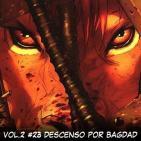 Tomos y Grapas, Cómics - Vol.2 Capítulo # 23 - Descenso por Bagdad