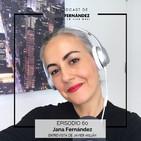 Emprendimiento, podcasting y vivir de tu pasión. Javier Millán entrevista a Jana Fernández