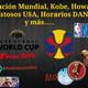 Preparación Mundial, Kobe, Howrad... Amistosos USA, Horarios DANZ y más.....