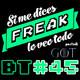 Si me dices freak Bonus Track 45: Juego de tronos T8 (4-6)