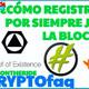 ¡CÓMO REGISTRAR ALGO EN BLOCKCHAIN PARA SIEMPRE! /CRYPTOfaq