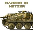 C-10#07 Hetzer, el Jagdpanzer Provocador