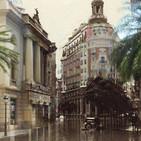 Alcalde de Valencia, con motivo de las riadas en la capital del Turia