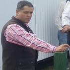 Andrés Jolly - Pque Nacional Patagonia reunión autoridades de Chile