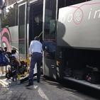 Un autocar inclusivo siguiendo la ruta enoturística de la Rioja alavesa