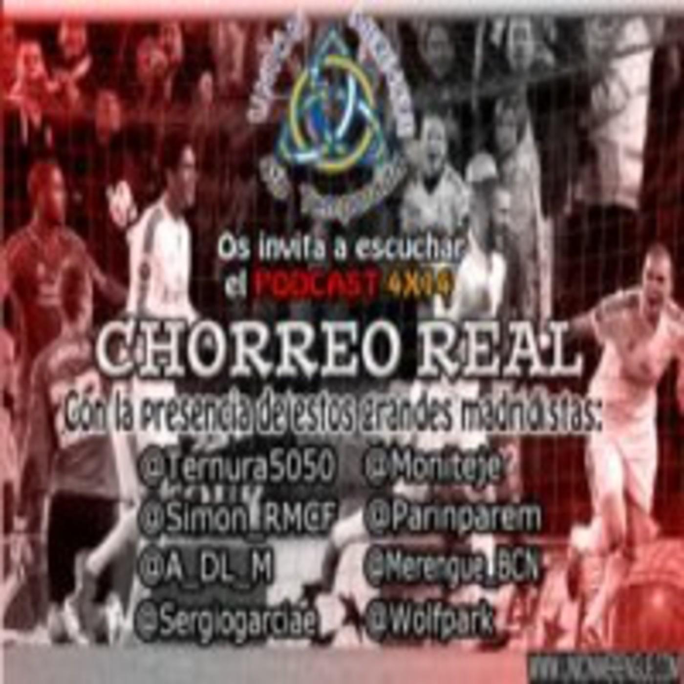 4x14 Chorreo Real